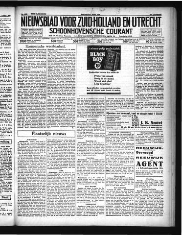 Schoonhovensche Courant 1935-04-03