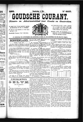 Goudsche Courant 1893-05-04