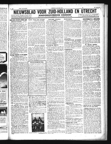Schoonhovensche Courant 1943-01-26