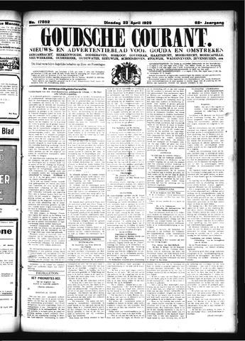 Goudsche Courant 1929-04-24
