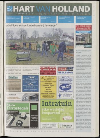 Hart van Holland - Editie Zuidplas 2013-03-20