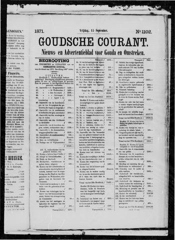 Goudsche Courant 1871-09-15