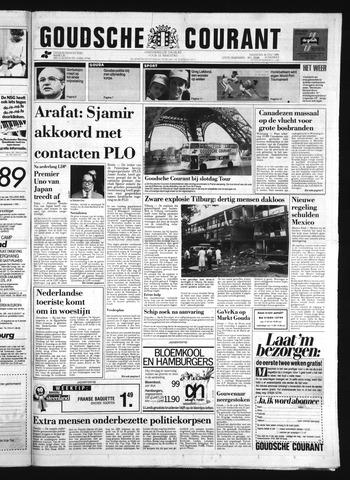 Goudsche Courant 1989-07-24