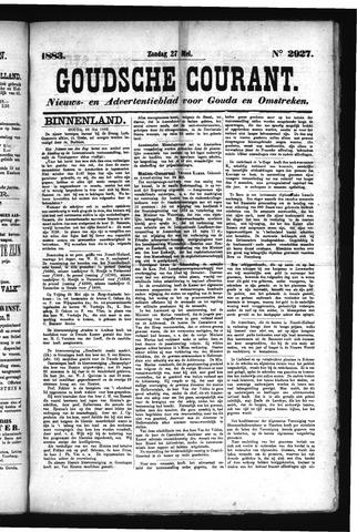 Goudsche Courant 1883-05-27