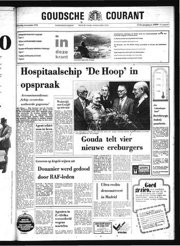 Goudsche Courant 1978-11-04