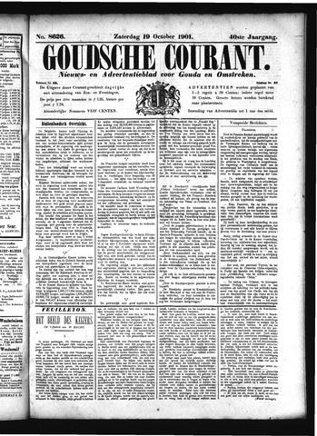 Goudsche Courant 1901-10-19