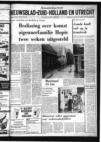 Schoonhovensche Courant 1974-06-10