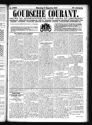 Goudsche Courant 1925-08-17
