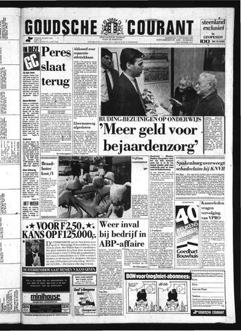 Goudsche Courant 1985-11-14