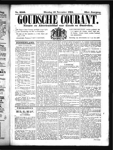 Goudsche Courant 1894-11-13