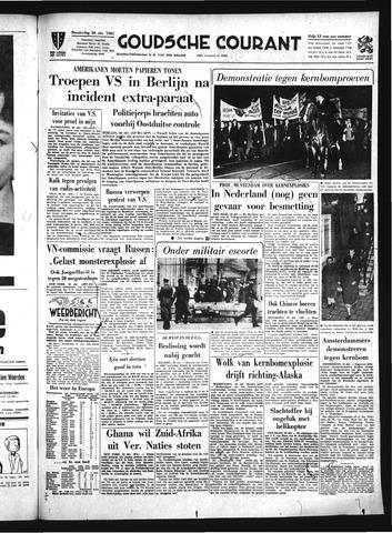 Goudsche Courant 1961-10-26