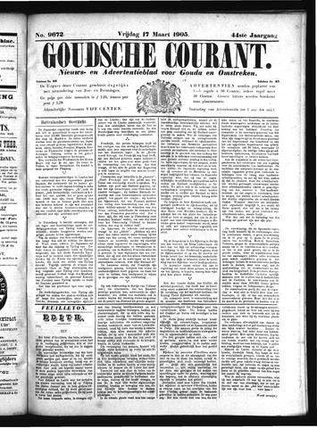 Goudsche Courant 1905-03-17