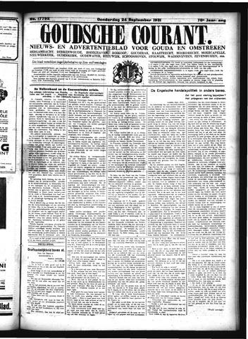 Goudsche Courant 1931-09-24