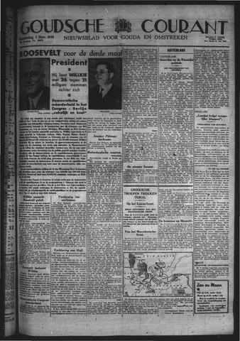 Goudsche Courant 1940-11-07