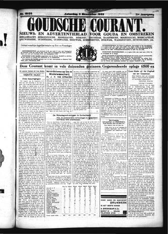 Goudsche Courant 1932-11-05