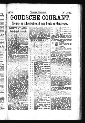 Goudsche Courant 1874-09-02