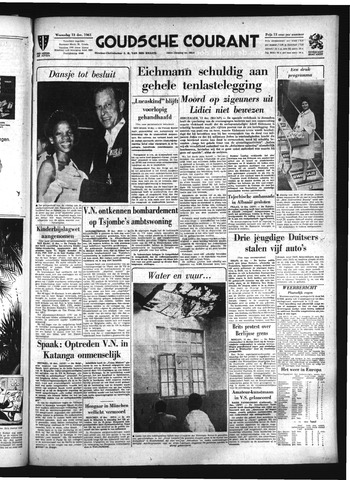 Goudsche Courant 1961-12-13