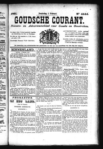 Goudsche Courant 1891-02-05