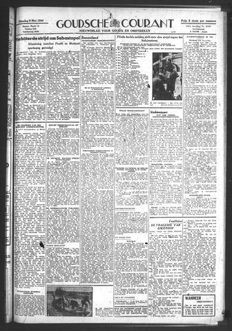 Goudsche Courant 1944-05-09