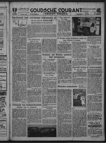 Goudsche Courant 1949-02-04
