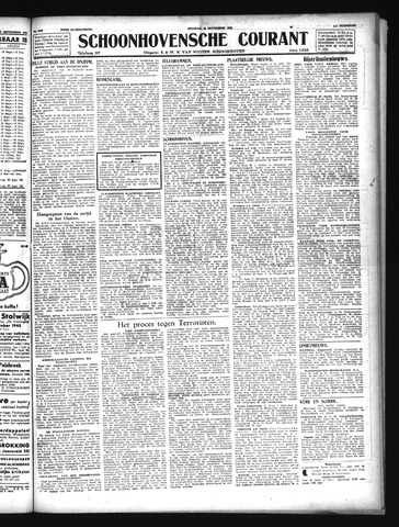 Schoonhovensche Courant 1943-09-28