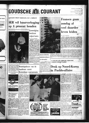 Goudsche Courant 1968-11-27