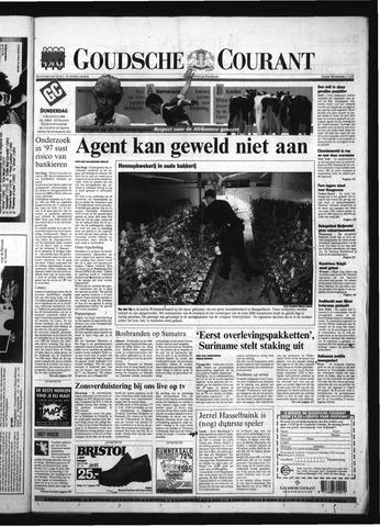 Goudsche Courant 1999-08-05