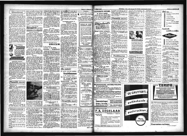 Schoonhovensche Courant 1942-02-13