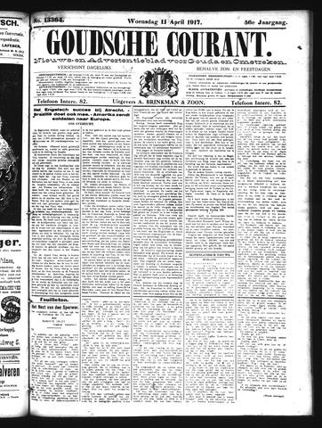 Goudsche Courant 1917-04-11