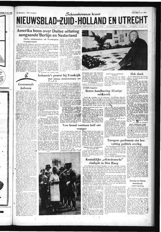 Schoonhovensche Courant 1962-05-11