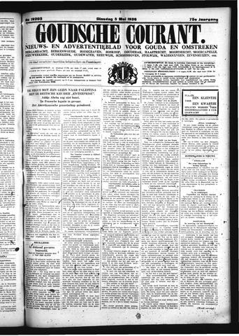 Goudsche Courant 1936-05-05