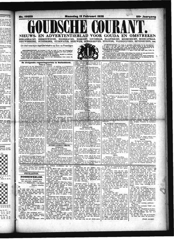 Goudsche Courant 1928-02-13