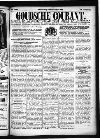 Goudsche Courant 1932-11-23