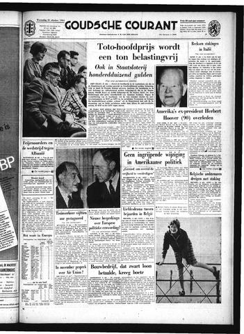 Goudsche Courant 1964-10-21