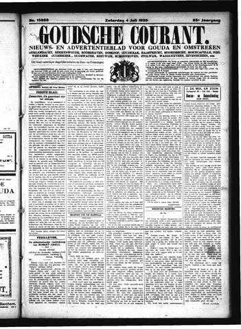 Goudsche Courant 1925-07-04
