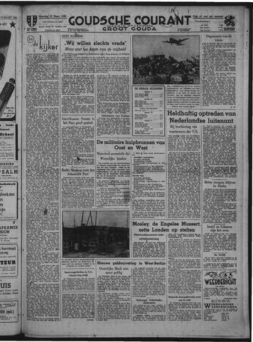 Goudsche Courant 1949-03-21
