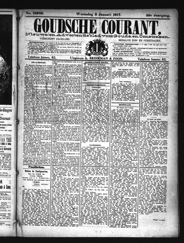 Goudsche Courant 1917-01-03