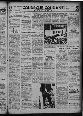 Goudsche Courant 1947-11-25