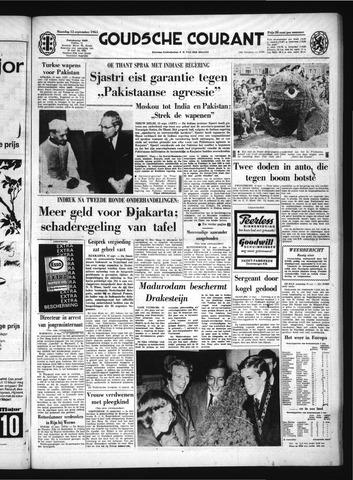 Goudsche Courant 1965-09-13