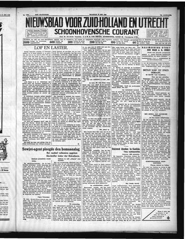Schoonhovensche Courant 1938-05-30