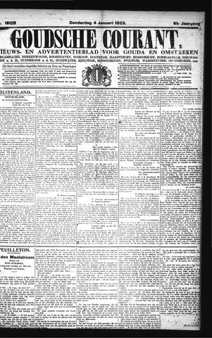 Goudsche Courant 1923-01-04
