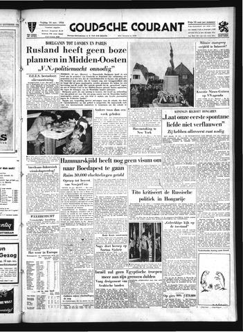 Goudsche Courant 1956-11-16