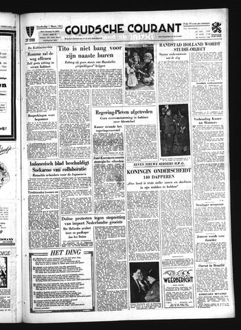 Goudsche Courant 1951-03-01
