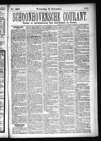 Schoonhovensche Courant 1911-12-13