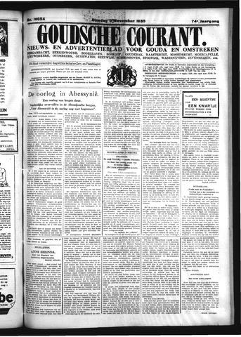 Goudsche Courant 1935-11-05