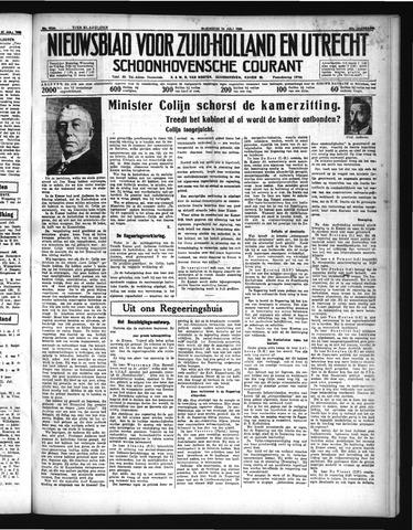Schoonhovensche Courant 1935-07-24