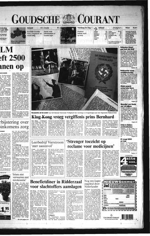 Goudsche Courant 2001-10-04