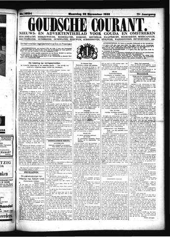 Goudsche Courant 1932-11-28