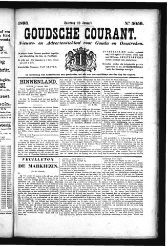 Goudsche Courant 1893-01-28
