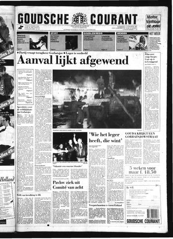 Goudsche Courant 1991-08-21